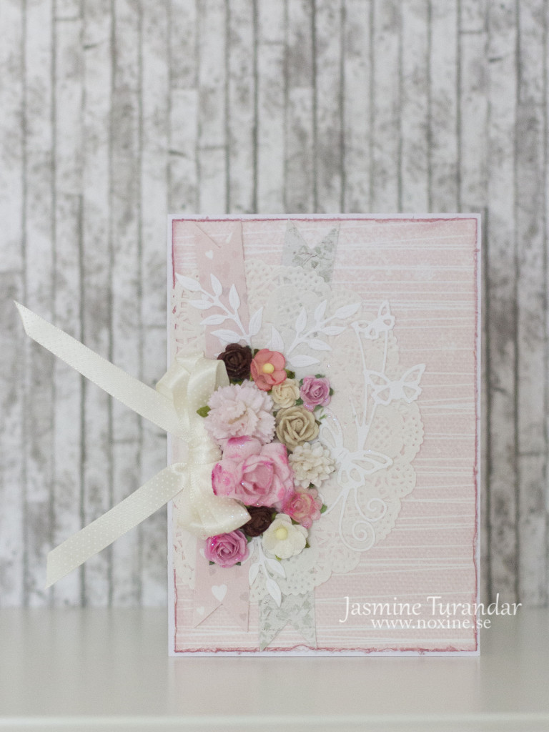 2015 06 Rosa Spets, bröllopskort 6