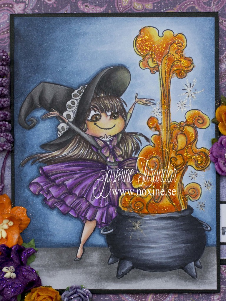 2015 10 Kraftin Kimmie My Best Friends are Witches 2