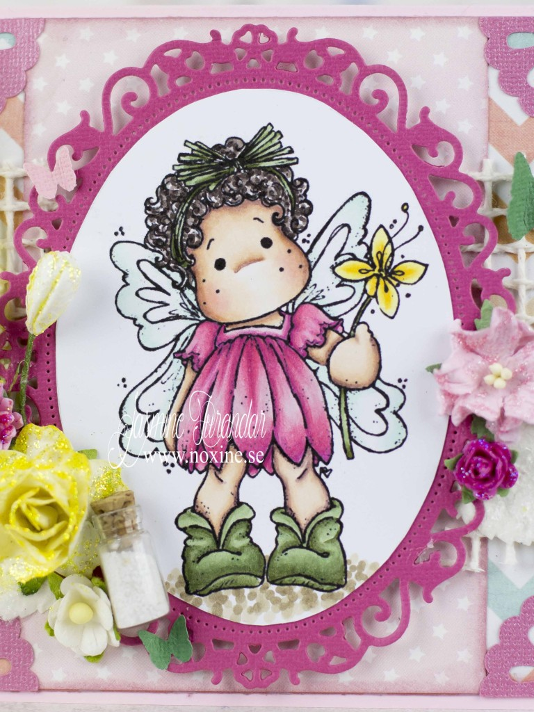 Noxine 2016 01 Magnolia- Garden Fairy Tilda 8