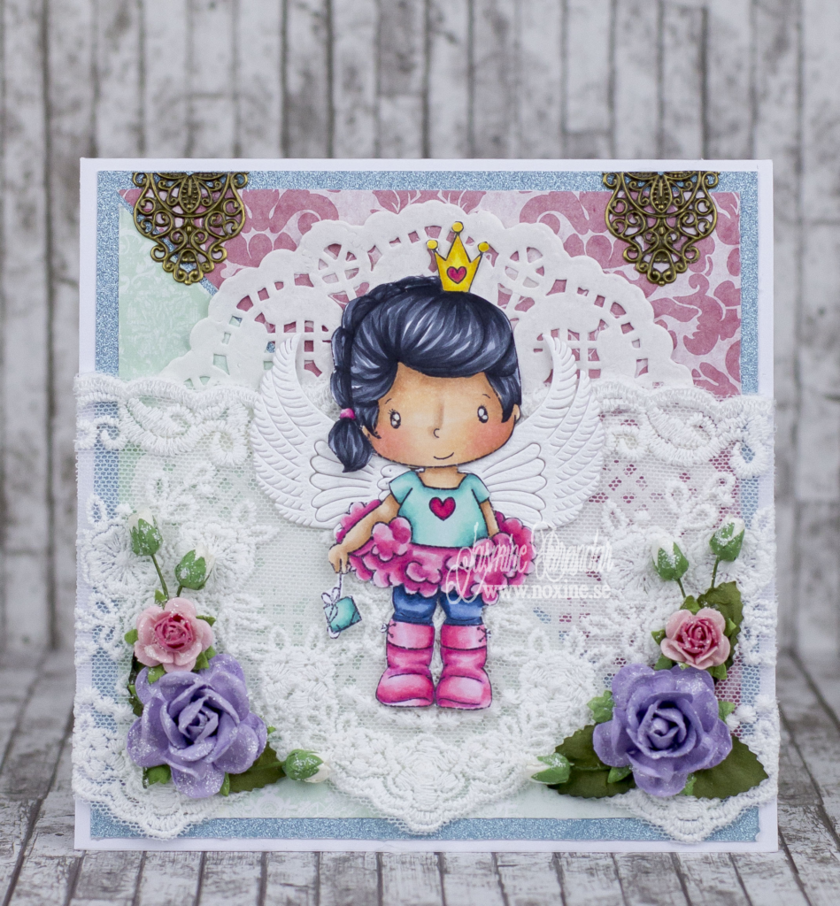 Noxine 2016 07 C.C. Designs- Birthday Princess
